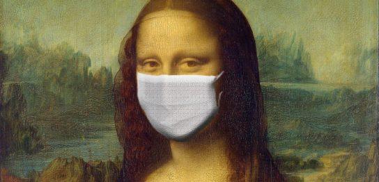 マスクのモナ・リザ